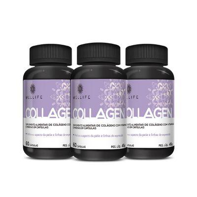 Combo 3 Wellife Collagen