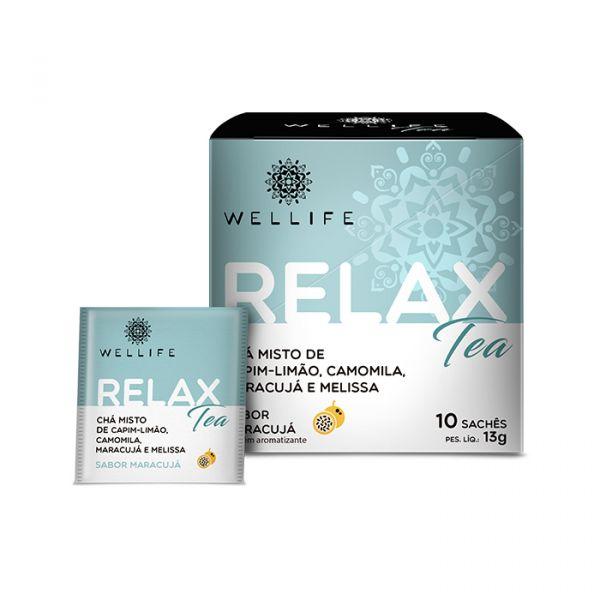 Combo Wellife 4 Chás + Caixa Presente