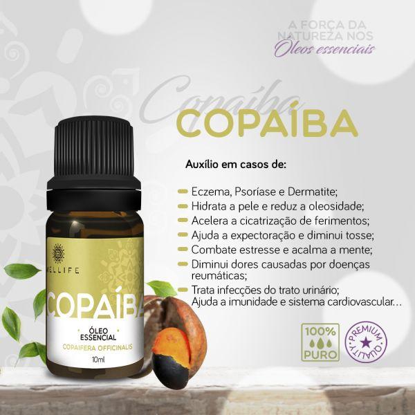 Wellife Oleo Essencial Copaiba
