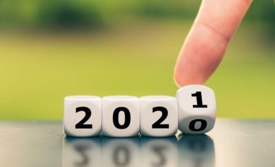 2021 CHEGOU! INICIE BEM ESSE NOVO CICLO!